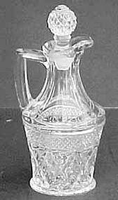 Imperial Cape Cod Cruet Crystal, #70