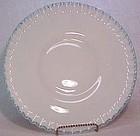 "Fenton Aquacrest 11.5"" Dinner Plate"