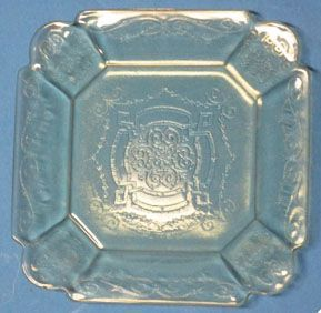 Indiana Glass Lorain Salad Plate, 7.75""