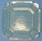 "Indiana Glass Lorain Salad Plate, 7.75"""