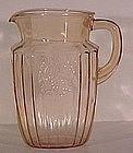 Hocking Glass Company Mayfair Pitcher