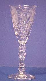Fostoria Chintz Cordial