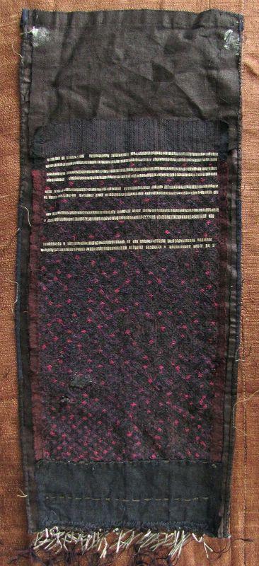 Jiupang Miao Tin Decorated Textile