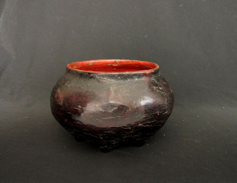 Shan Lacquer Bowl