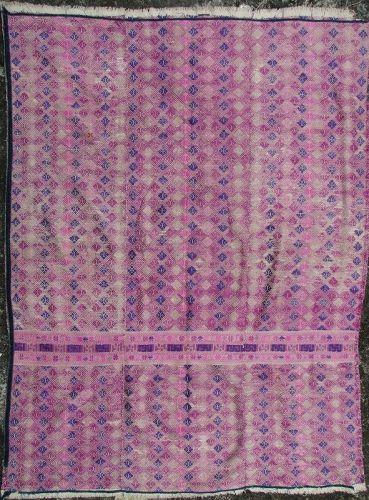 Zhuang Wedding Blanket