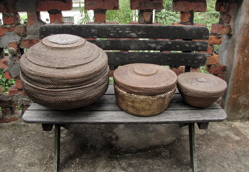 Sri Lanka Baskets