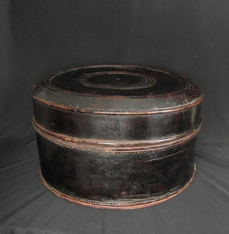 Khmer Lacquer Box