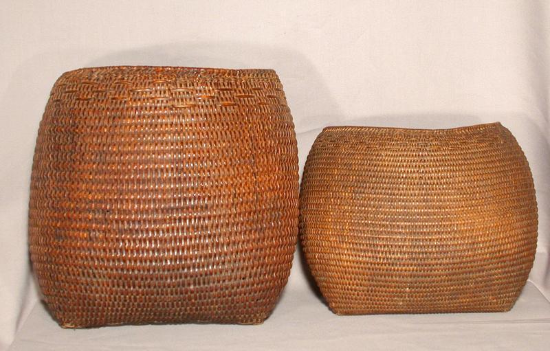 Rawang baskets