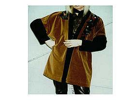 Gallery Art to Wear Coat Kimono Style Signed Original