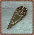 Vintage S. Kirk & Son Sterling Paper Mark 3 Roses Gold