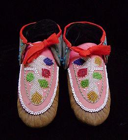 Iroquois Moccasins