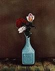 """Wendy Meng """"Arrangement"""" Oil on Canvas"""