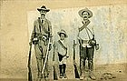 Mexican Real Photo Postcard c. 1910