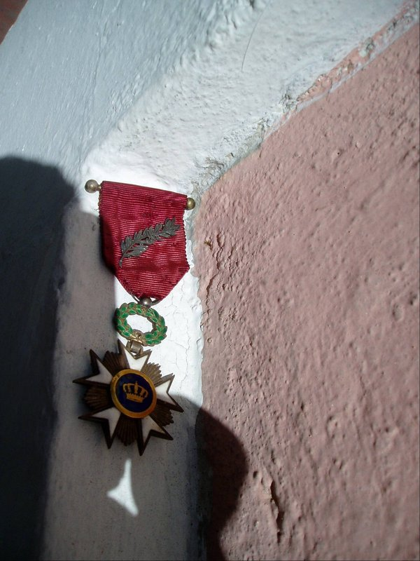 Belgian Order of Honor Military Decoration WWI