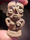 Extremely Rare Pre-Classic Female Figurine: Ex. Heflin