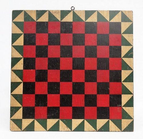 Polychrome Americana Game Board
