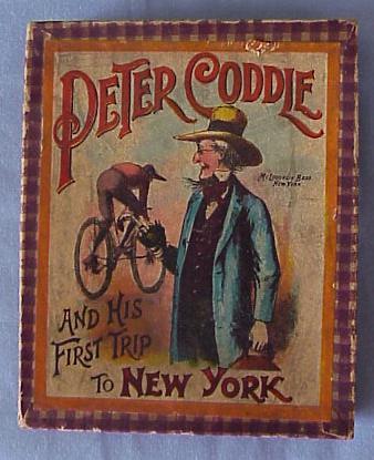 McLoughlin Peter Coddle Trip New York Game