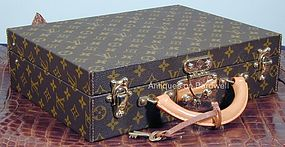 Louis Vuitton Boite Bijoux 34 Jewelry Case