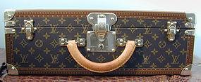 Louis Vuitton Trunk/Suitcase Bisten 50 - Impeccable!