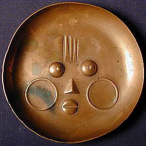 Rebajes Copper Ubangi Pin Tray