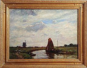 Jacob Maris (1837 - 1899)