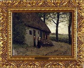 David Adolf Constant Artz (1837-1890)