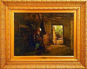 Johannas Weiland (1856-1909)