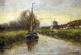 Aime (Alme Leon) Meyvis (b.1877)