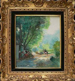Jules Renee Herve (1887 - 1981)