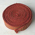 Early 20th Century, Burmese Manuscript Ribbon