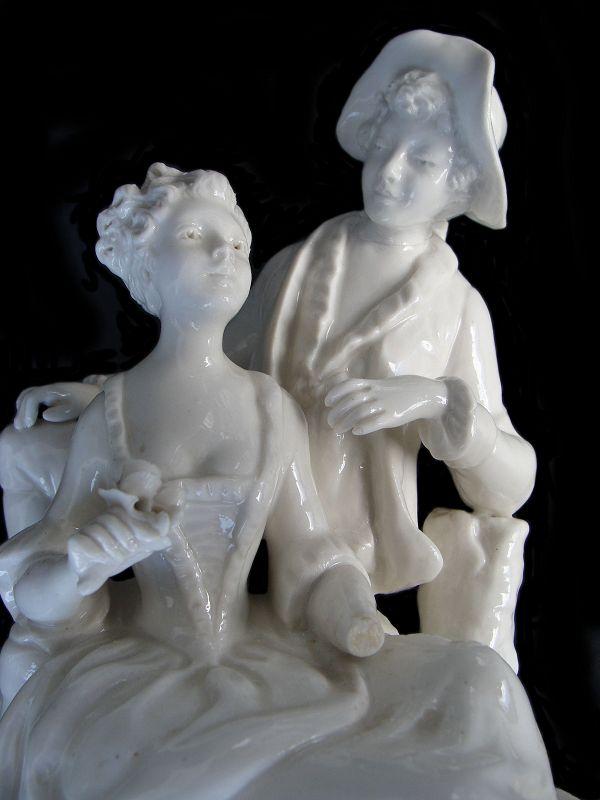 Rudolstadt Porcelain Figurine