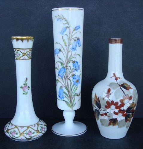 Vintage Glass Vases