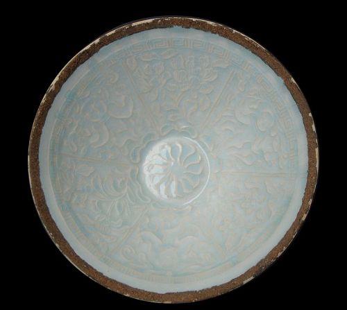 Chinese Qinqbai Bowl