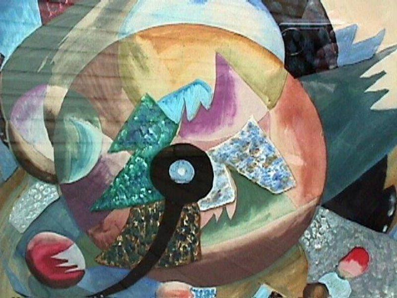 William Corasick Abstract Modernist PAFA