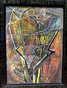 Julia Sorrell Modernist Abstract Naturalist England