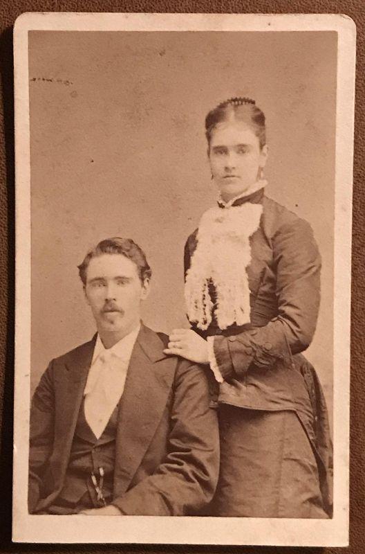 Rare Charleston, SC CDV by George N. Barnard, Civil War Photographer