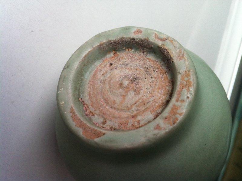 Longquan celadon Arrow Vase