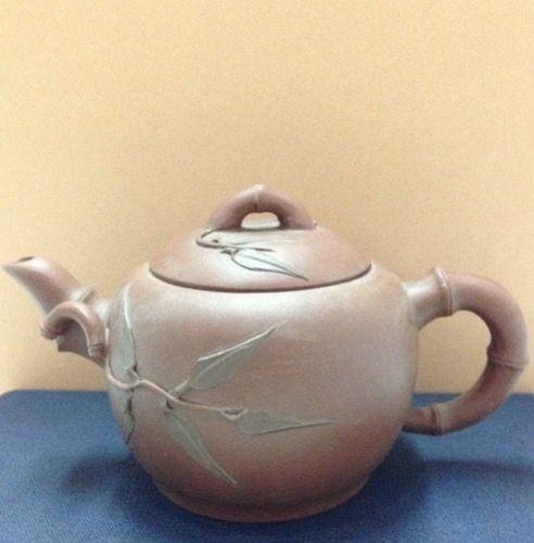Chinese teapot �彩�