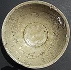northen Sung Green Glaze Celadon Bowl