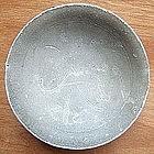 Northern Sung Dynasty Green Glaze Tea Bowl