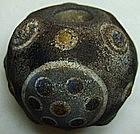 Chinese Warring State Period Eye Bead
