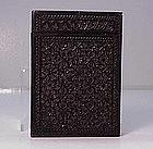 Wood Card Case