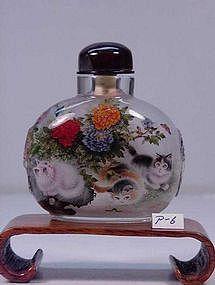Inside Painting Snuff Bottle