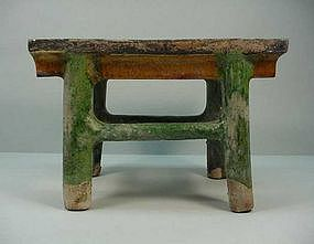 Chinese Ming Burial Altar Table