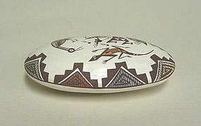 AMERICAN ACOMA MINI SEED POD BY D. LEWIS