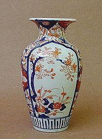 19th C. JAPANESE IMARI VASE
