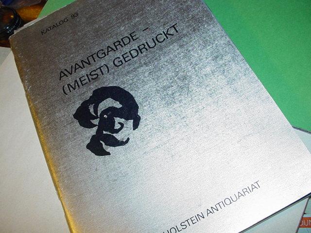 Brucke, Bauhaus,Documenta Kunst Literautur ~1900-74
