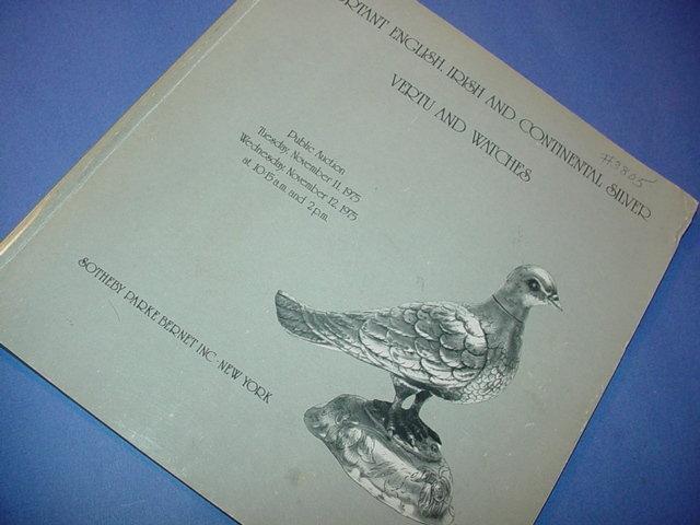 SP Bernet~Impt English Irish+Continental Silver 11/75