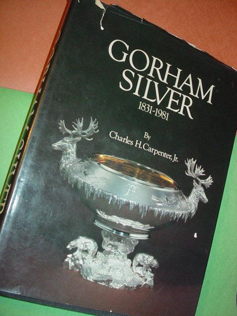 Gorham Silver ~ 1831-1981 ~Carpenter ~Signed