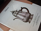 SILVER~Smithsonian Antiques Library Cooper-Hewitt HC/DJ